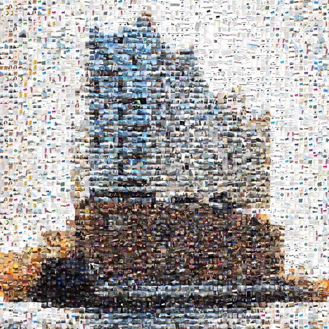 Elbphilharmonie Mosaic