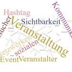 hashtag reichweite auf veranstaltungen