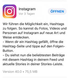 Danke Facebook: Instagram-Rate-Limit zu Ostern 🎉 » FlypSite