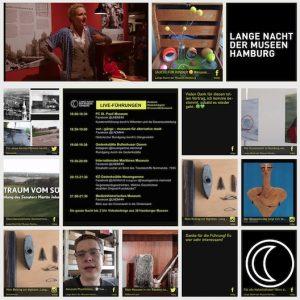 DIGITALE Lange Nacht der Museen Hamburg