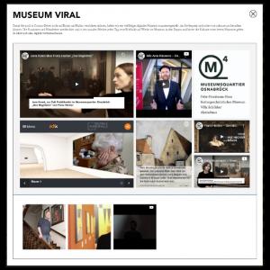 Virtuelles Museum des Museumsquartiers Osnabrück