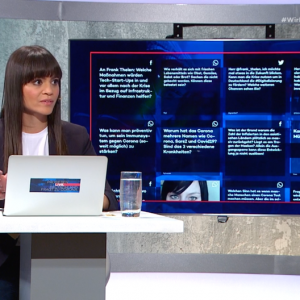 #prosiebenlive: Livesendung mit Socialmedia